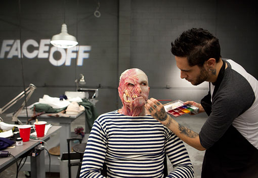 SyFy-Face-Off