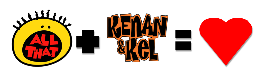 All That Kenan & Kel