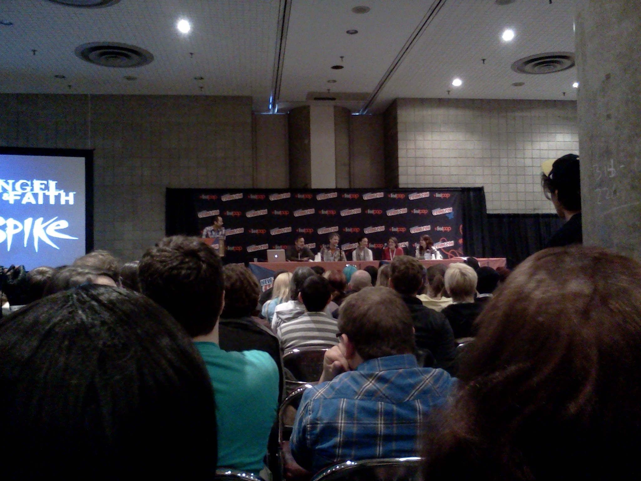 Buffy Panel At NYCC