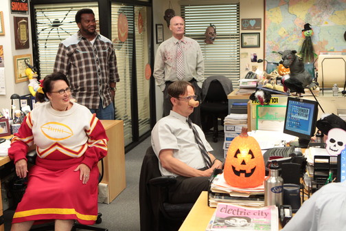 The Office Halloween Season 9