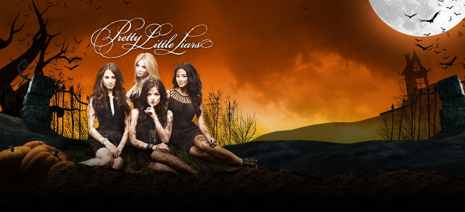 PLL Halloween episode