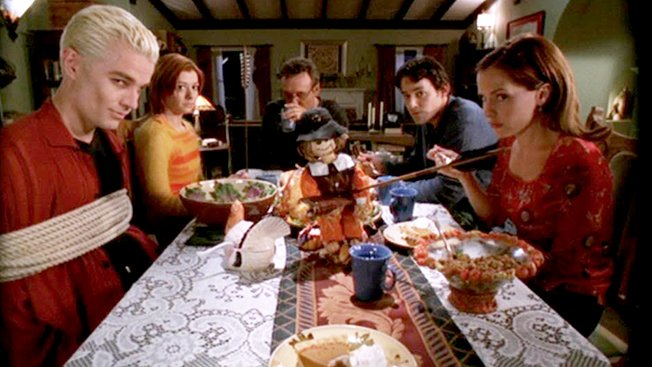 Buffy Thanksgiving Panks