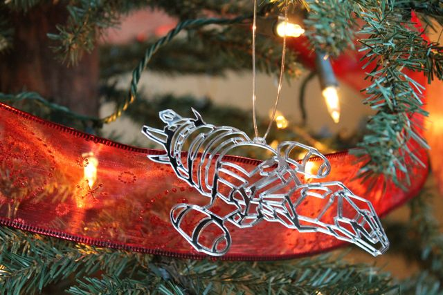 An Awesome Firefly Serenity Ornament