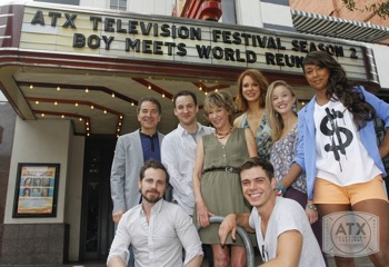 Boy Meets World Cast Reunited At The ATX Festival