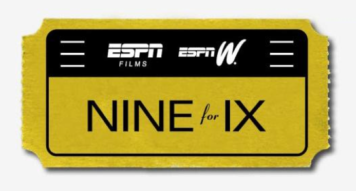 ESPN Presents Nine for IX Film Series About Female Athletes