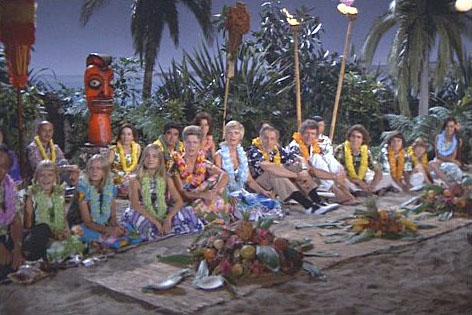 Brady Bunch Hawaii