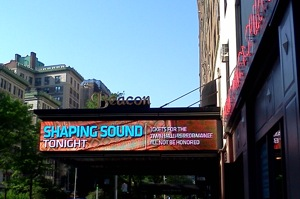 Shaping Sound NYC Show