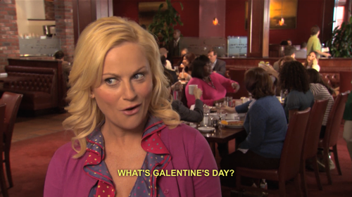 In Honor of Galentine's Day