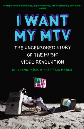 I Want My MTV Book Cover