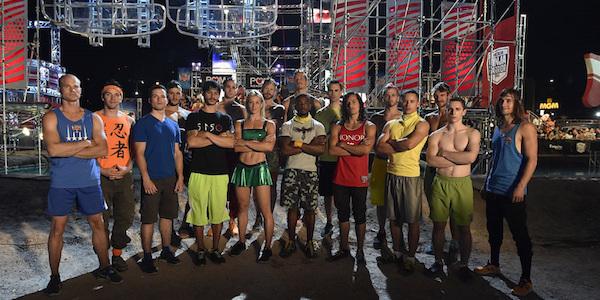 American Ninja Warrior contestants