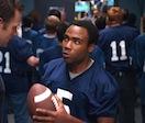Troy Barnes Football