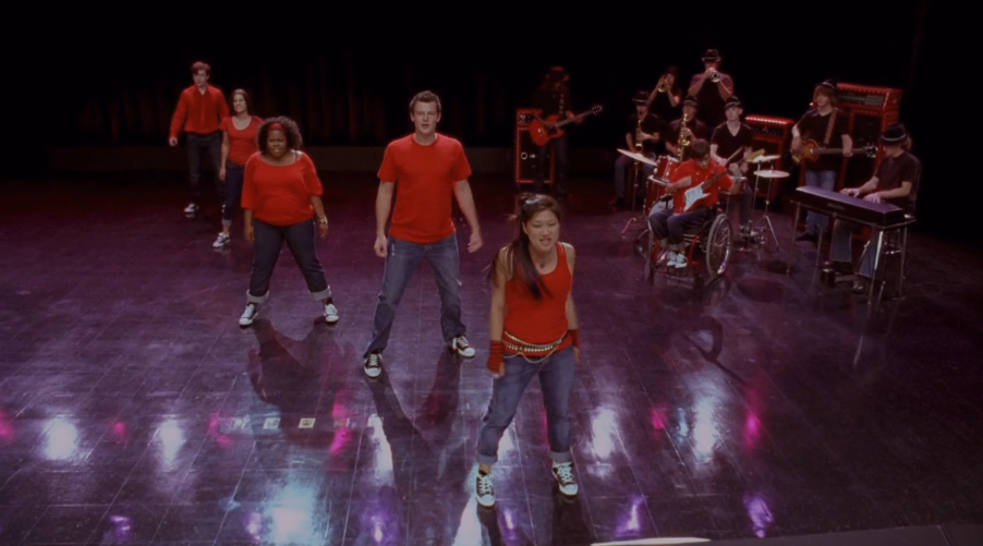 Dont Stop Believing - Glee
