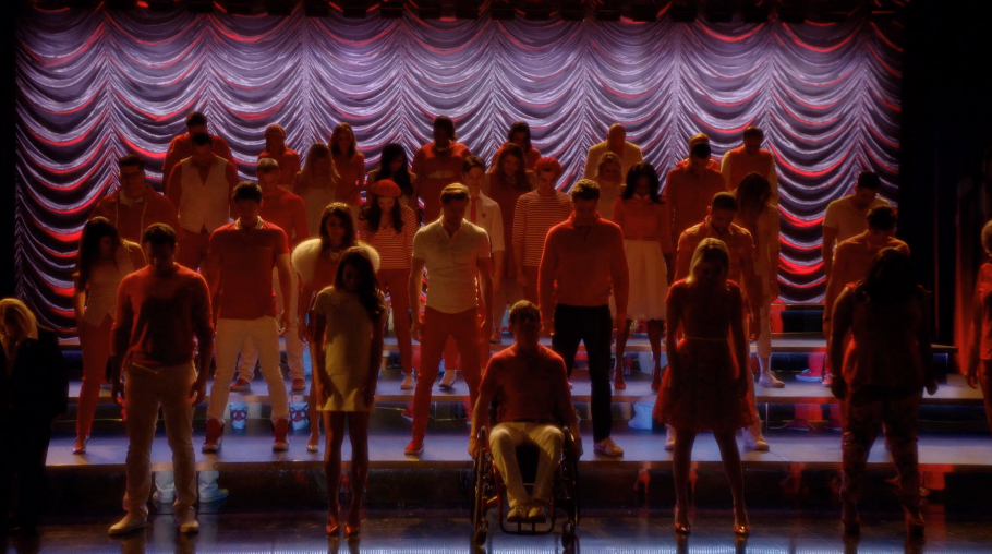 Glee Final Song I Lived 6x13