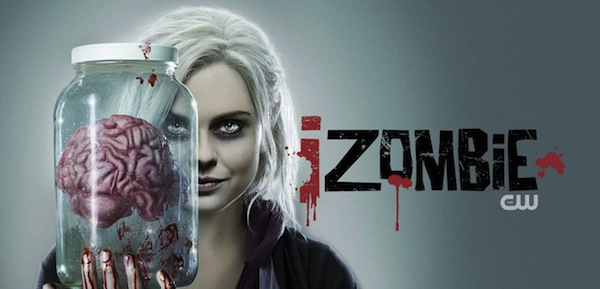 iZombie TV Series Comes Alive on The CW