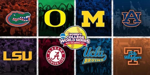 2015 NCAA WCWS