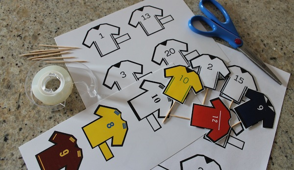 World Cup Decorations World Cup Diy Decorations