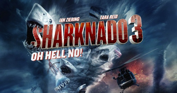 Everybody Tweeted About Sharknado 3 – Even These 5 Brands