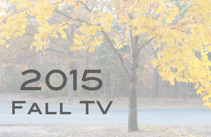 Fall 2015 TV Survival Guide