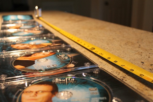 Buffy S7 DVD