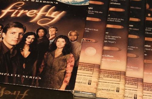 Firefly DVD