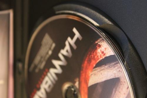 Hannibal S1 DVD