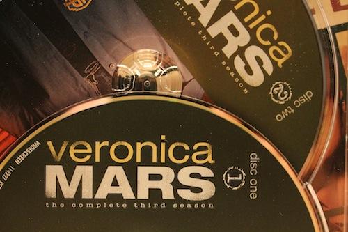 Veronica Mars S3 DVD