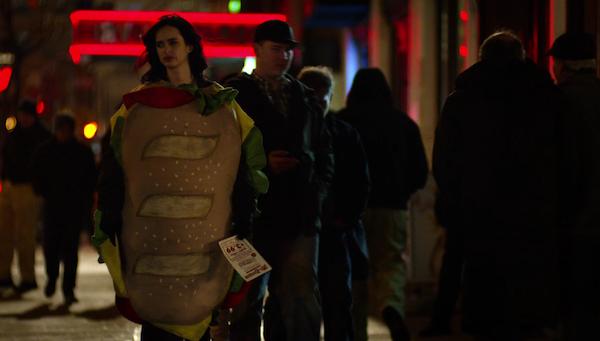 Sandwich Jessica Jones