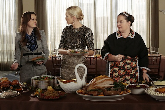 TV Inspired Thanksgiving Recipes