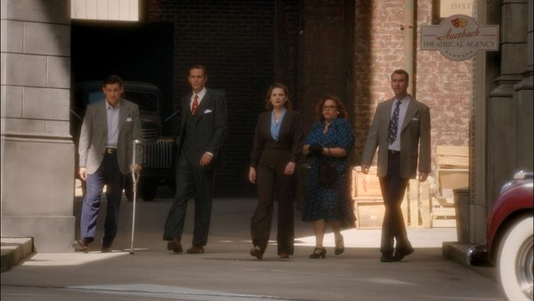 Agent Carter Ragtag Team