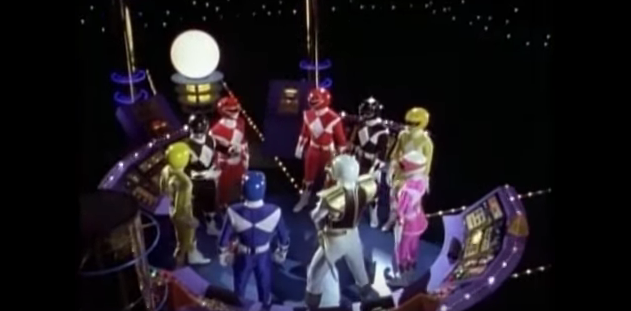 MMPR The Power Transfer