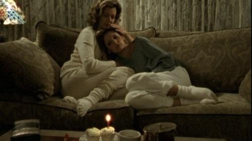 Buffy and Joyce Summers