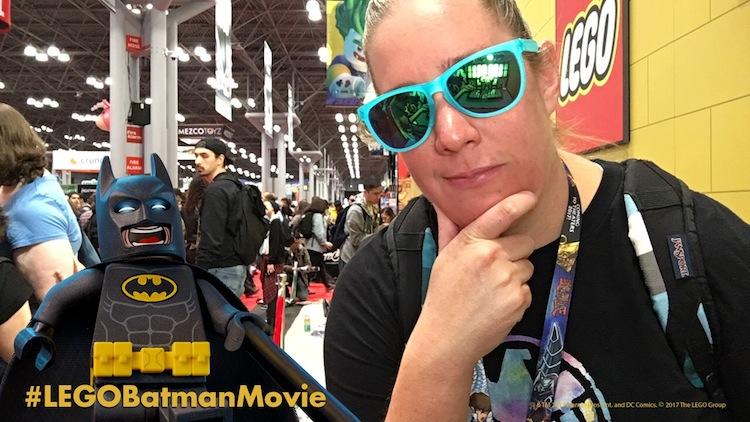 Lego Batman Selfie