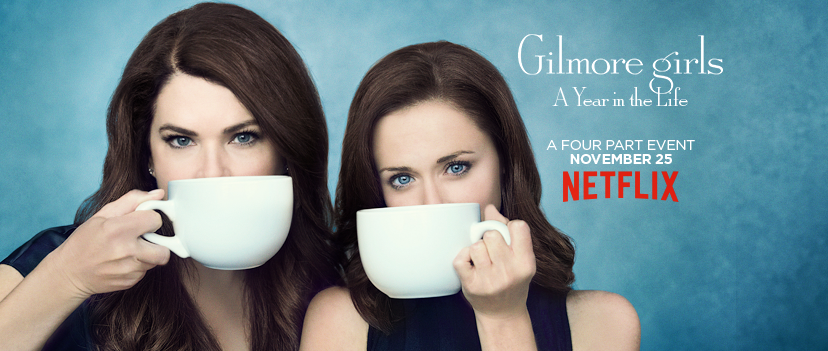 Snacks for Your Gilmore Girls: A Year in the Life Binge Watch