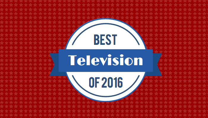 Completely Arbitrary 2016 TV Superlatives