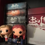 Buffy DVDs & Funko Pops