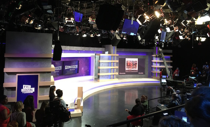 Full Frontal Samantha Bee Set