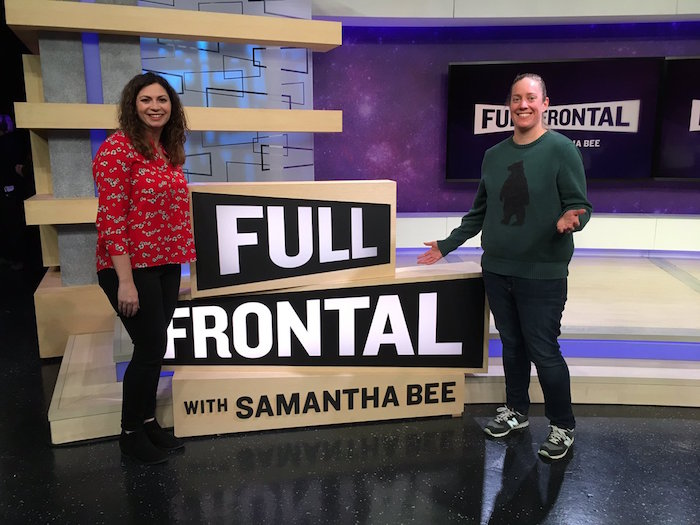 TBS Full Frontal Live Taping