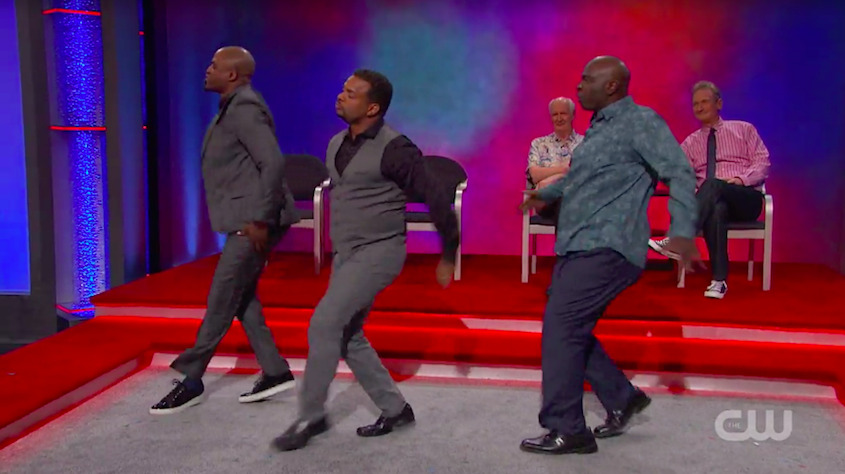 Alfonso Ribeiro on Whose Line is it Anyway?