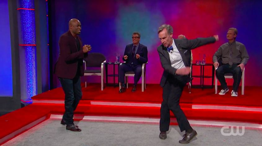 Bill Nye on Whose Line is it Anyway?