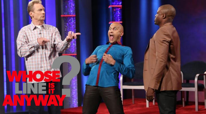 Whose Line Is It Anyway on The CW