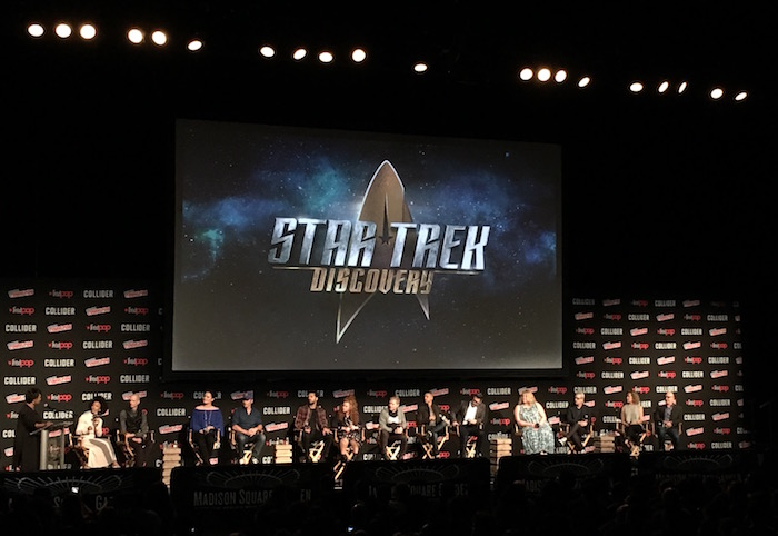Star Trek Discovery NYCC panel