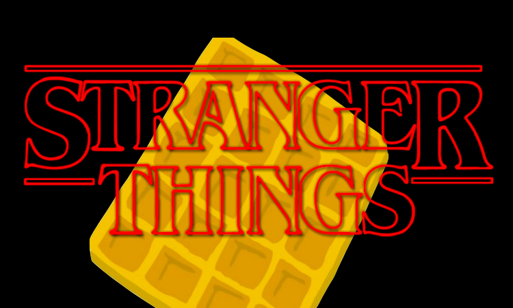 Waffles Recipes for your Stranger Things Binge Watch