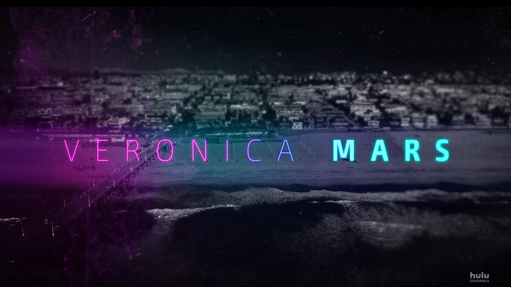 Veronica Mars Season 4 Logo